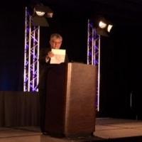 Native Voices' Randy Reinholz Received The Ellen Stewart Achievement Award Photo