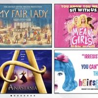 Broadway in Richmond Announces 2021 Season; MEAN GIRLS, ANASTASIA, MY FAIR LADY, and  Photo