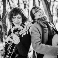 Jazz-Folk Sister Singer/Songwriters CAMERON & CRAWFORD Release 'This Time, This Place Photo