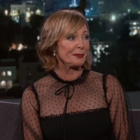 VIDEO: Allison Janney Talks Carol Burnett, Turning 60 & THE WEST WING on JIMMY KIMMEL LIVE!
