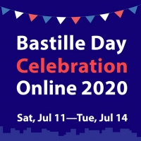 FIAF's Annual Bastille Day Celebration Goes Virtual Photo