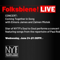 National Yiddish Theatre Folksbiene Presents Another Week Of Virtual Programming In J Photo