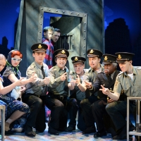 Guest Blog: Understudy Charlotte Duffy On THE COMEDY ABOUT A BANK ROBBERY Photo