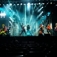BWW TV: Watch a Sneak Peek of WE WILL ROCK YOU at Madison Square Garden! Photo