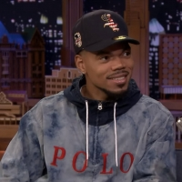 VIDEO: Watch Chance the Rapper Talk About Kanye on THE TONIGHT SHOW WITH JIMMY FALLON Video