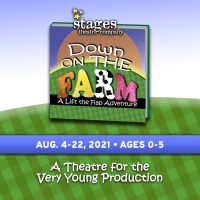 VIDEO: Stages Theatre Presents DOWN ON THE FARM: A LIFT-THE-FLAP OUTDOOR ADVENTURE Photo