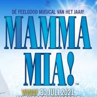 Hitmusical 'MAMMA MIA!' gaat door met extra voorstellingen! Photo