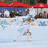 Ice Theatre Of New York 2021 City Skate Pop Up Concerts Continue Photo
