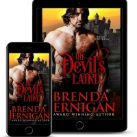 Brenda Jernigan Releases New Scottish Historical Romance THE DEVIL'S LAIRD Photo