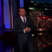 VIDEO:  Leonardo DiCaprio, Brad Pitt & Margot Robbie Interrupt JIMMY KIMMEL LIVE!