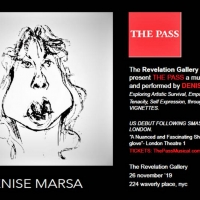 THE PASS, A Musical By Denise Marsa Will Come to Revelation Gallery in the West Villa Photo