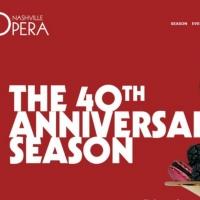 Nashville Opera Announces 40th Anniversary Season - RIGOLETTO NOIR, CINDERELLA, and M Photo