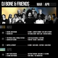 DJ Bone and Friends Announce Lineup for the Second Room at Amsterdam Institution RADION