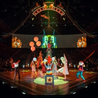 THE BEATLES LOVE by Cirque du Soleil to Return to the Mirage Hotel & Casino in August Photo