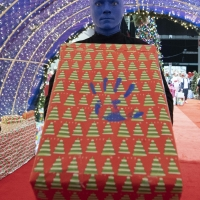 BLUE MAN GROUP Boston Will Celebrate Holiday Season In December With Added Holiday Elements, Extended Schedule And More