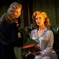 Photo Flash: First Look at Production Photos of THE CAT AND THE CANARY Photo