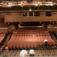 VIDEO: The Joyce Renovates Seating and Asks Patrons For Support Photo