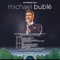 Michael Bublé Announces 2020 UK Tour