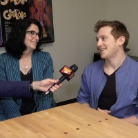 BWW TV: Ethan Slater and Tina Landau Get Ready for Nickelodeon's Bikini Bottom Broadc Video