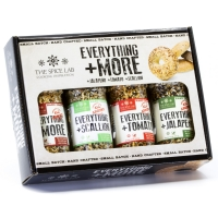 """THE SPICE LAB Introduces """"Everything + More"""" Seasonings Photo"""