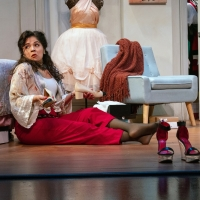 BWW Review: Annie Henk Gives Virtuosic Performance in Portland Stage's BAD DATES Photo