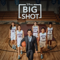 VIDEO: Watch the Trailer for BIG SHOT on Disney Plus Photo