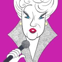 BWW Exclusive: Ken Fallin Draws the Stage - Marilyn Maye Photo