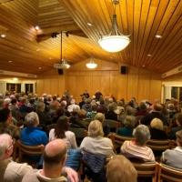POPCORN FALLS Sets Attendance Record at  Peninsula Players Theatre