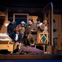 BWW Review: MURDER ON THE ORIENT EXPRESS at Omaha Community Playhouse Photo