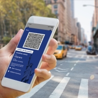 New York State Launches Excelsior Pass App to Prove Vaccination Status at Sporting Ev Photo