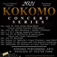Kokomo Performing Arts Pavilion Announces 2021 Lineup Of Jazz, Classical & More Photo