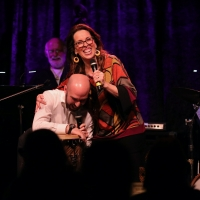 Photo Flash: Stewart Green Photo Flashes THE LINEUP WITH SUSIE MOSHER at Birdland The Video