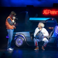BACK TO THE FUTURE THE MUSICAL Officially Opens; Michael J Fox Tributes the Cast Photo