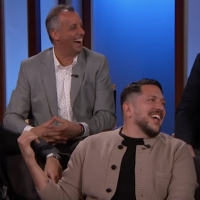 VIDEO: Paula Abdul Surprises the Impractical Jokers on JIMMY KIMMEL LIVE!