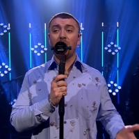VIDEO: Sam Smith Performs 'Diamonds' on THE LATE SHOW WITH STEPHEN COLBERT Photo