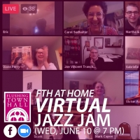 Flushing Town Hall's Live, Virtual Jazz Jam to Present SONGS THAT SOOTHE YOU Photo
