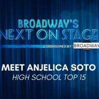 Meet the Next on Stage Top 15 Contestants - Anjelica Soto Photo