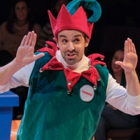 BWW Review: THE SANTALAND DIARIES at The Whisenhunt At ZACH Photo