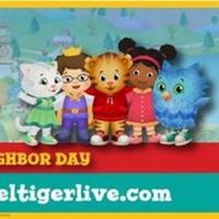 DANIEL TIGER'S NEIGHBORHOOD Launches 'Neighbor Day' Live Tour Photo