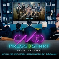 CNCO Announce First Leg of 2020 'Press Start Tour' Photo