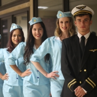 CATCH ME IF YOU CAN Takes Off at Kelsey Theatre Photo