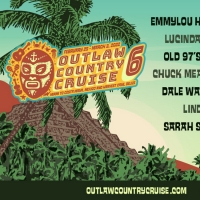 Emmylou Harris to Make Inaugural Voyage Aboard Outlaw Country Cruise 6 Photo