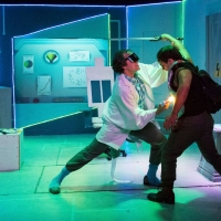 BWW Review: LEVEL 4 at TheatreLAB Premieres a Video Game with Heart Photo