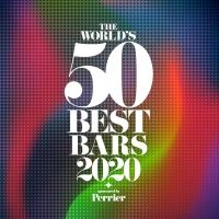 THE WORLD'S 50 BEST BARS 2020-Revealed in November Photo