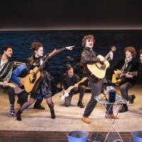 BWW Review:  Enda Walsh/Rebecca Taichman's Indie Rocker SING STREET Mixes Anarchy and Photo