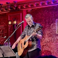 BWW Review: ADAM PASCAL Rocks the House at 54 Below Photo