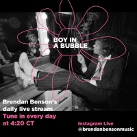 Brendan Benson Announces Daily Live-Streamed Performances