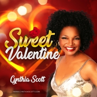 Ray Charles and Cynthia Scott Share Single 'Sweet Valentine' Photo