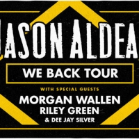 Jason Aldean Announces the 2020 'We Back Tour'