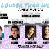 LOUDER THAN WORDS: A NEW MUSICAL World Premiere Demo Streams On Apple Music Photo